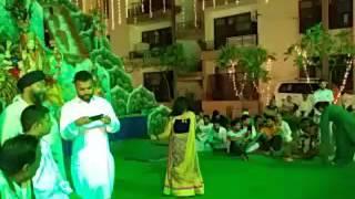 "Kabe Wali Gali Vich Yaar Da Makaan | Rza Heer | Jagran Noor City khanpur ""Kharrar"""