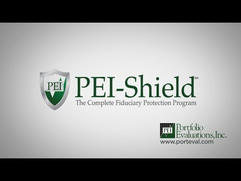 PEI-Shield - A Complete Fiduciary Protection Program.