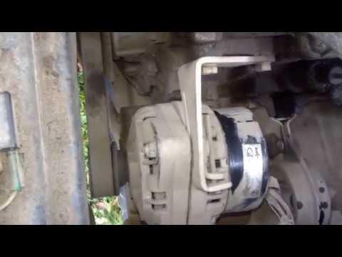 Подтягиваем ремень генератора на ВАЗ