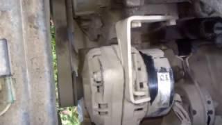 видео Как натянуть ремень генератора