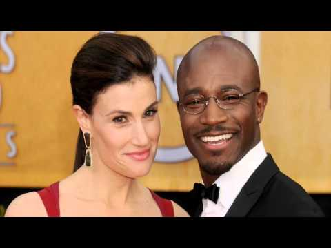 Taye Diggs Wants Son Called Mixed or Multiracial Not Black