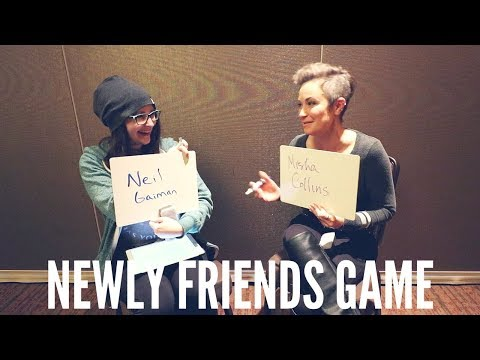 Newly Friends Game ft. KIM RHODES!