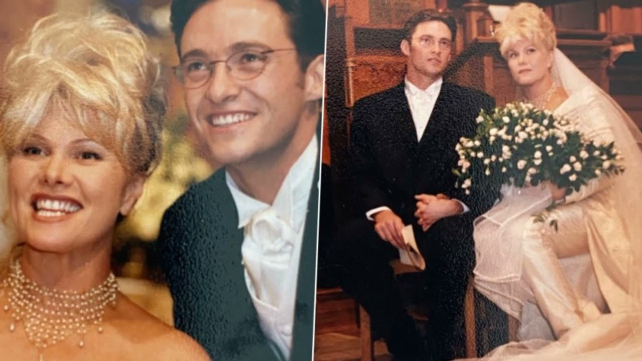 Hugh Jackman posts wedding pics on 25th anniversary with ...