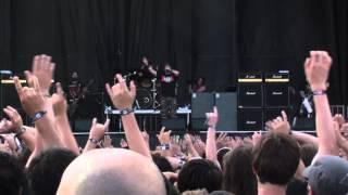 Hatebreed : Dead Man Breathing Live @Heavy MTL 2014 - Parc Jean Drapeau