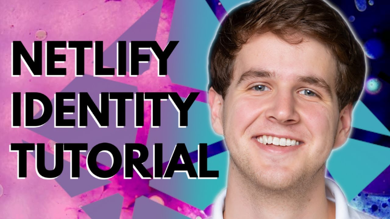 Netlify Identity - Create a SECURE User Login in 10 Minutes!