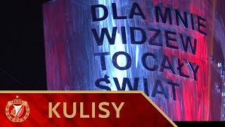 Kulisy meczu Widzew Łódź - Stal Stalowa Wola
