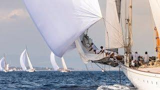 Les Voiles De Saint Tropez 2018 Trailer The Spirit Of Yachting