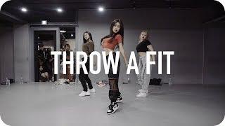 Throw A Fit  - Tinashe / Minny Park Choreography