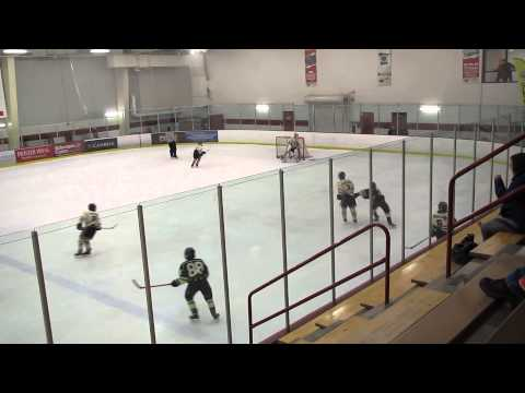 Palm Beach Blackhawks Travel Bantam AA 01 vs Iowa Wild 1-18-15