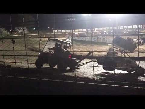 Port City Raceway 9-7-19 Bre A Feature - Sportsman Class