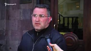 Արմեն Մարտիրոսյանը Սամվել Բաբայանի ձերբակալության մասին