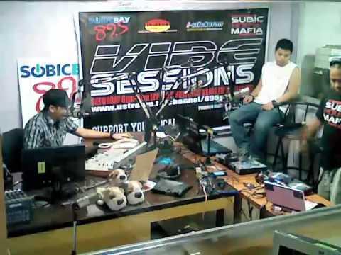 89.5-FM Vibe Sessions with DJ Arhiz (guest dj Double B)