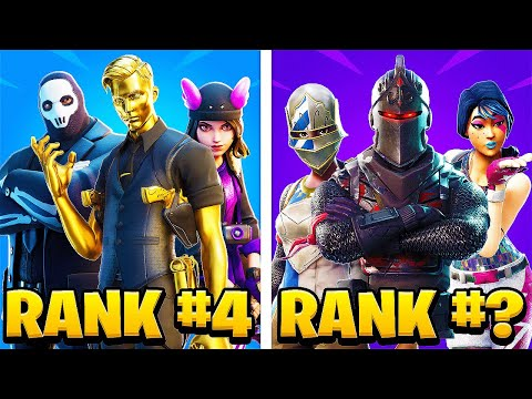 Ranking Every Battle Pass In Fortnite From Worst To Best