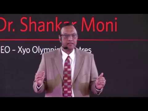 Fear Of Math | Shankar Moni | TEDxYouth@DPSBangaloreEast