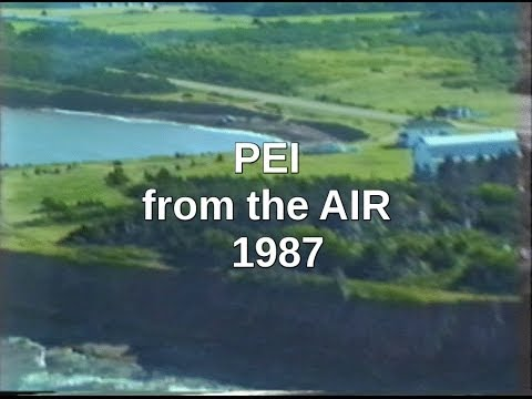 PEI by Air 1987 (Cavendish, Stanhope, Southport)