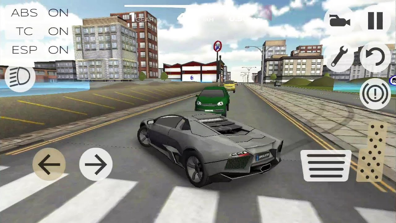 Captivating Extreme Car Driving Simulator #1   Android IOS Gameplay