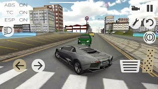Extreme Car Driving Simulator #1 - Android IOS gameplay