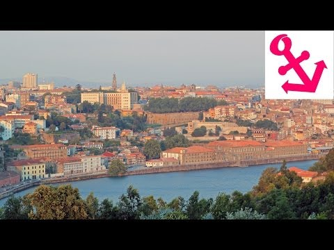 [Full HD] Sights Porto Portugal Part 1. Things to See in Porto
