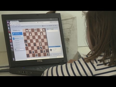 Thieves steal from chess center for kids in Albuquerque