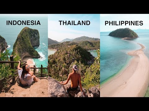 Philippines, Indonesia, Thailand - WHICH ONE'S FOR YOU?! (Vlog #136)