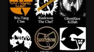 Wu-Tang Clan - Bring Da Ruckus (Demo Version)
