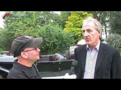 Racing Driver: James Weaver