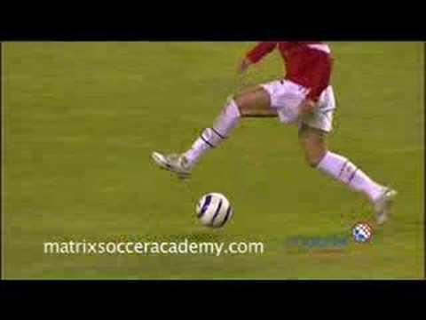 cristiano ronaldo matrix soccer academy