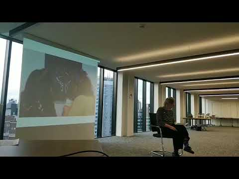 Salon #1: Gill Crawshaw and Leeds Creative Timebank