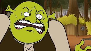 Shrek is Tired (Shrek Parody)