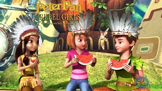 Video Peter pan Season 2 Episode 9 Rebel Girls | Cartoon For Kids |  Video | Online download MP3, 3GP, MP4, WEBM, AVI, FLV Juli 2018