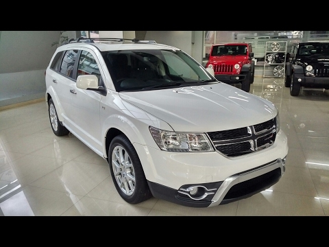In Depth Tour Dodge Journey SXT NIK 15 – Indonesia