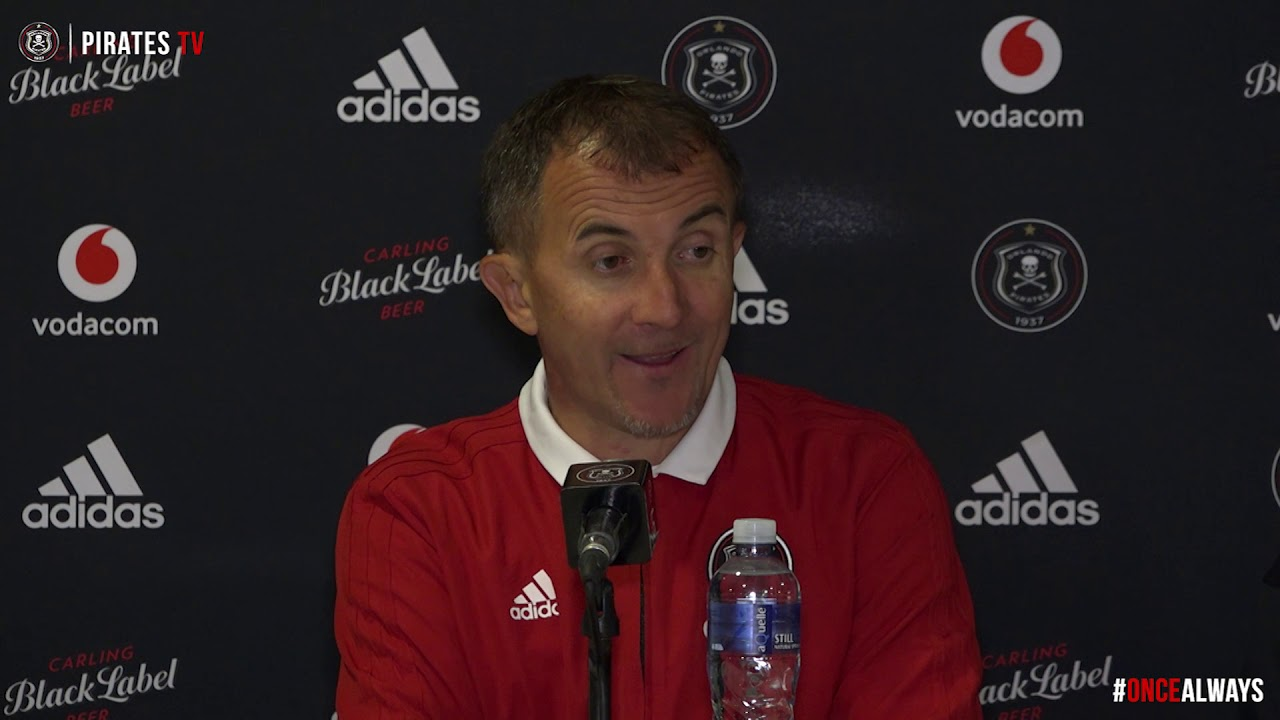 Orlando Pirates | 2018/19 ABSA Premiership 