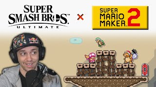 A new foe has appeared! (s2e20) 1,000 No Skip Expert Levels Super Mario Maker 2 Endless