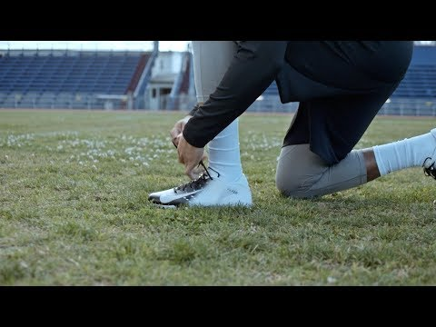 nike vapor untouchable pro on feet