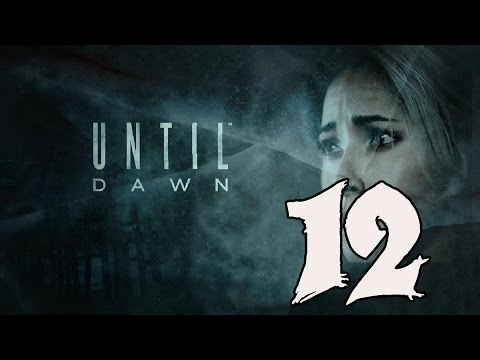 Until Dawn - Gameplay Walkthrough Part 12: The Radio Tower
