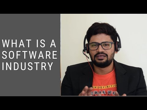 What Is Software Industry | Ui Brains | By Naveen Saggam