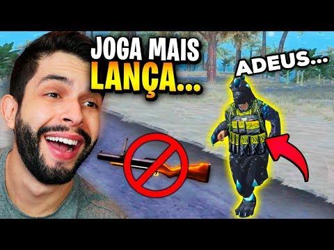 O FIM DO LANÇA GRANADA?!? MITEI COM O NOVO COLETE 4 BLINDADO DO FREE FIRE!!