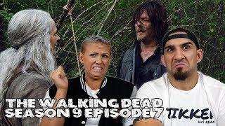The Walking Dead Season 9 Episode 7 'Stradivarius' REACTION!!