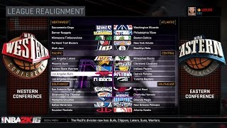 NBA 2K16 MyLeague Online NEWS Full Breakdown- It