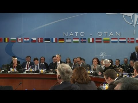 NATO meeting on Ukraine conflict