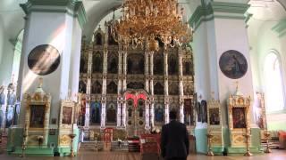 Церковь Архангела Михаила  в  Мордово.(Церковь Архангела Михаила в Мордово, Тамбовская область. Строительство церкви закончено в 1909 году, строил..., 2013-05-24T12:33:08.000Z)