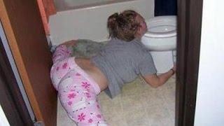 Mulheres Bêbadas Caindo - Faill