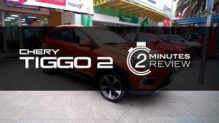 Chery Tiggo 2: 2 Minutes Review. Mini SUV en Bruno Fritsch Santiago y Concepción, Chile.