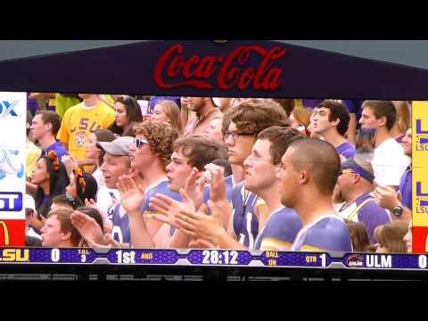 LSU 2014 Pregame - Callin' Baton Rouge