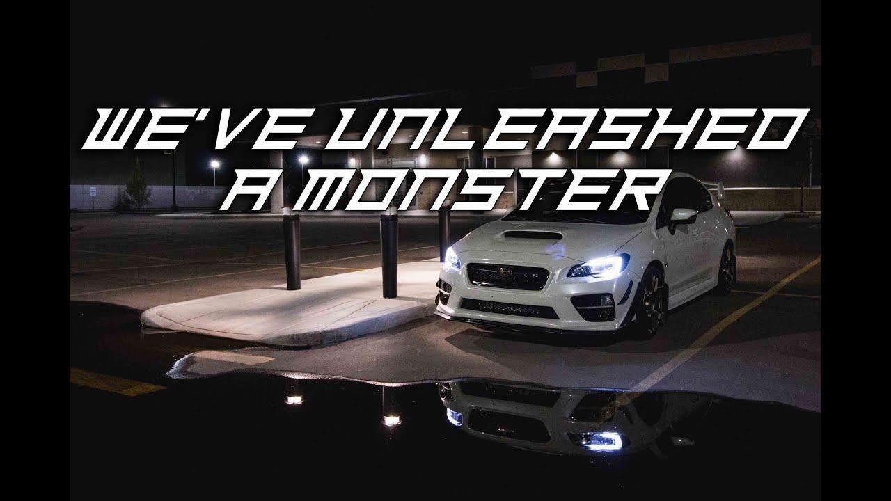 2016 Subaru WRX w/ Morimoto Demon Eyes, Diode C Lights, Switchback, S4 Bezels