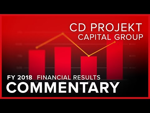 CD PROJEKT Capital Group — FY 2018 financial results | COMMENTARY