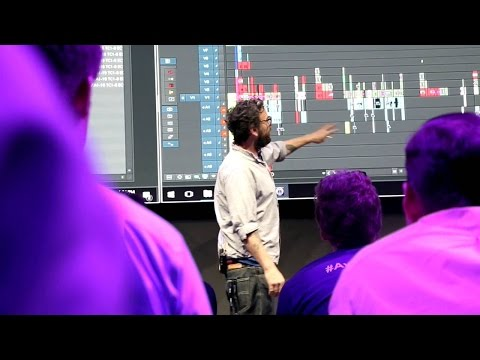 Avid at NAB Show 2017 | Gabriel Fleming and Colby Parker Jr, ACE