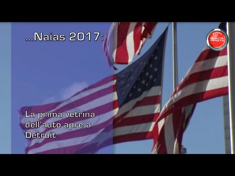Speciale Salone di Detroit NAIAS 2017