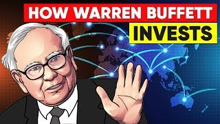 How Warren Buffett Invests His Money
