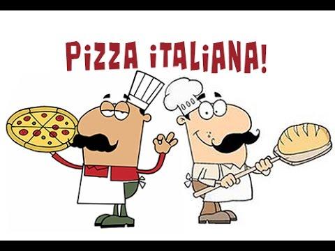 Bиды итальянской пиццы. Kак ее готовят, подают. + рецепт